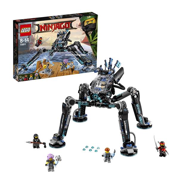 Конструктор LEGO - Ниндзяго, артикул:149804