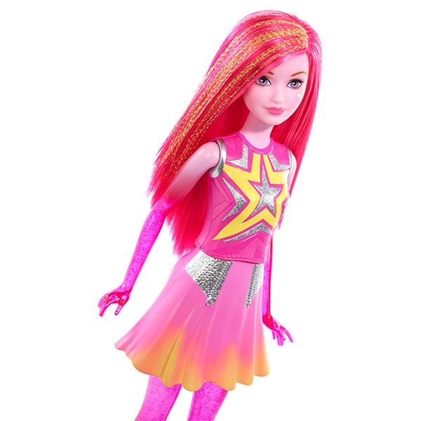 Купить Mattel Barbie DLT28 Барби Космическое приключение , Кукла Mattel Barbie
