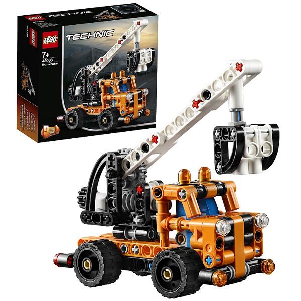 Купить Lego Technic 42088 Конструктор Лего Техник Ремонтный автокран, Конструкторы LEGO