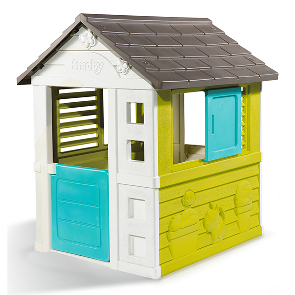 Купить Smoby 310064 Игровой детский домик со звонком, Игровые домики и палатки Smoby