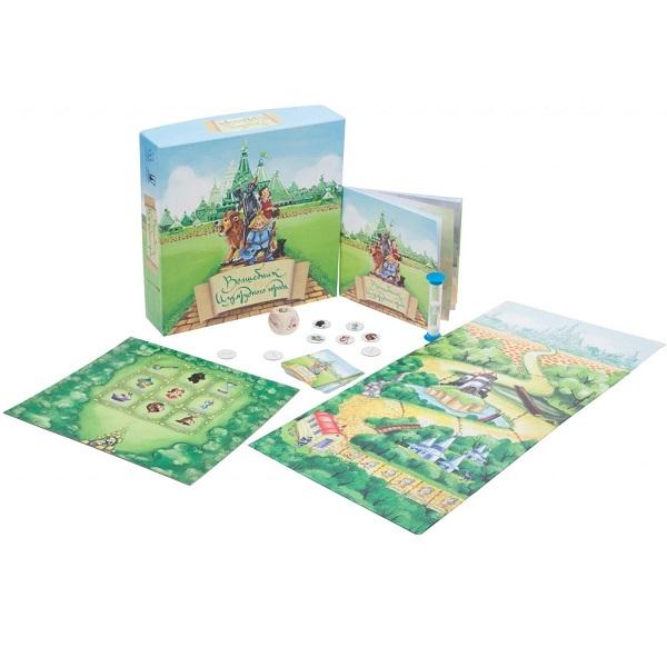 Настольные игры Игры — Magellan MAG00774 Настольная игра Волшебник Изумрудного города
