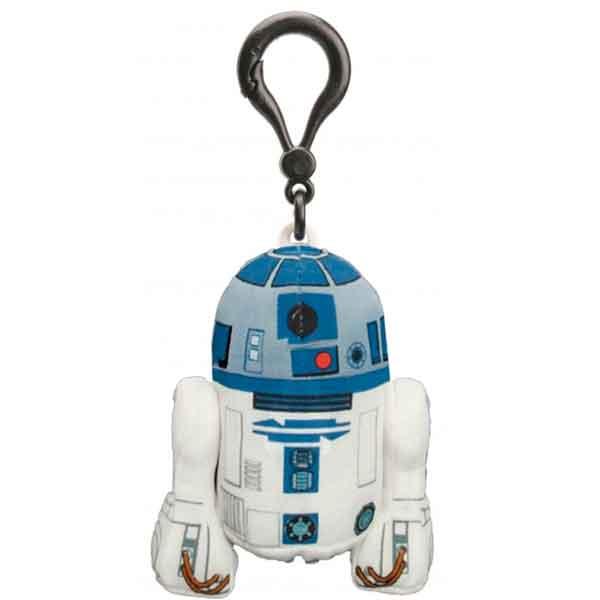 Star Wars SW00243 Звездные войны Брелок R2-D2, блистер