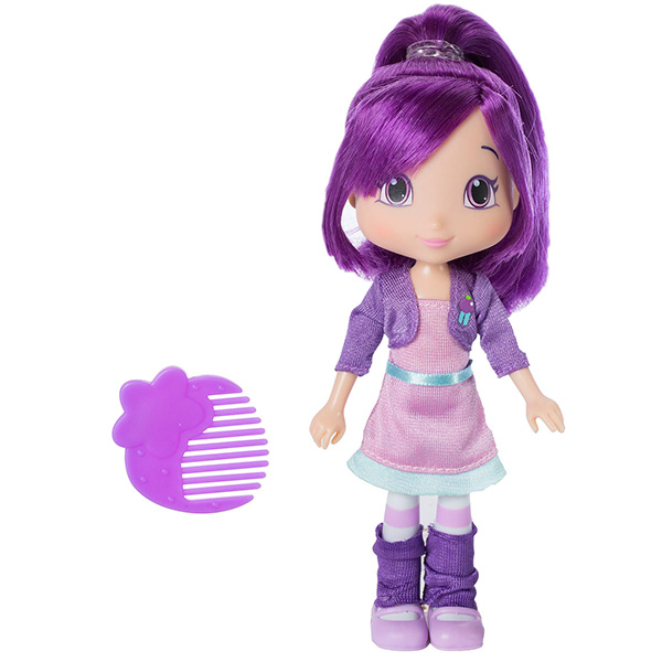 Strawberry Shortcake 12274 Шарлотта Земляничка Кукла Сливка 15 см