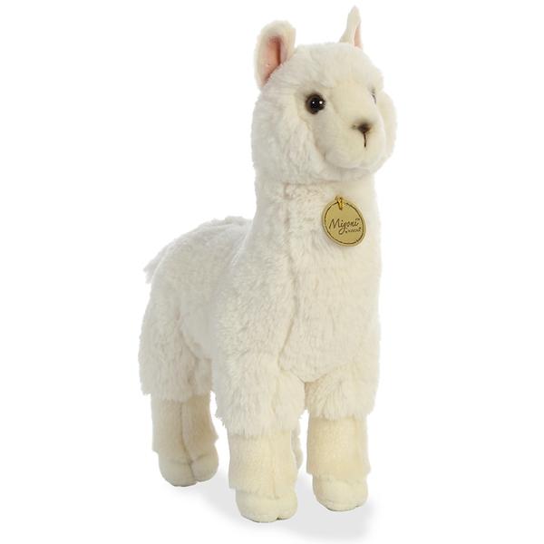 Купить Aurora 170542A Альпака, 25 см, Мягкая игрушка Aurora