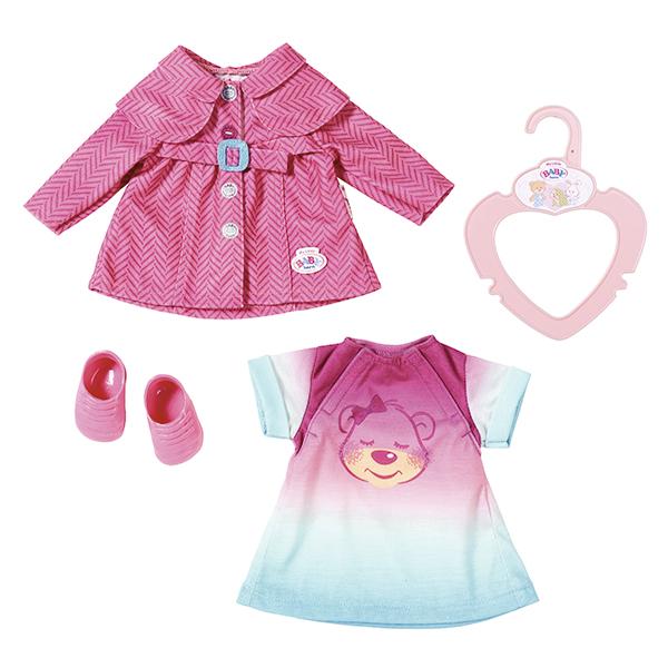 Одежда для куклы Zapf Creation - Одежда и аксессуары для кукол, артикул:146191