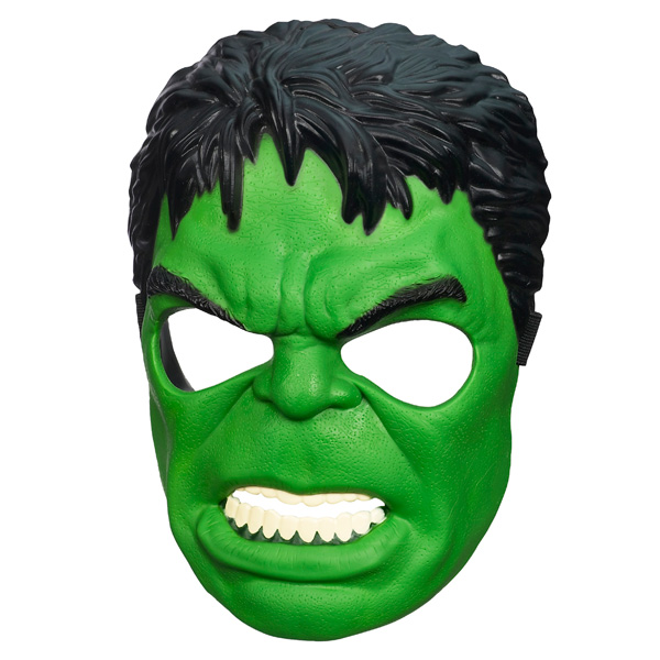 Купить Hasbro Avengers B0439 Базовая Маска Мстителей (в ассортименте), Экипировка Hasbro Avengers
