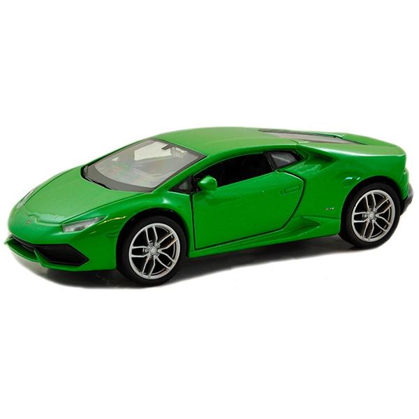 Купить Welly 24056 Велли Модель машины 1:24 Lamborghini Huracan LP610-4, Машинка Welly