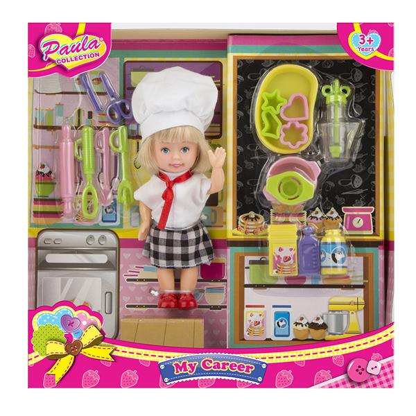 Купить Paula MC23048d Игровой набор Я - профессионал повар, Игровые наборы Paula