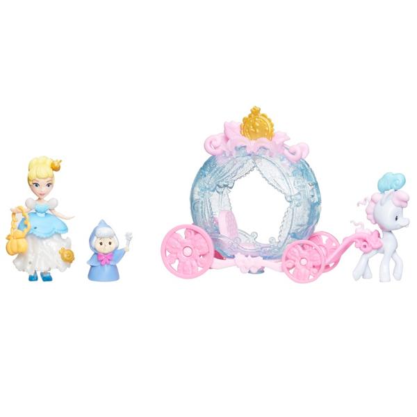 Купить Hasbro Disney Princess E2221 Принцессы Дисней Сцена из фильма, Игровой набор Hasbro Disney Princess