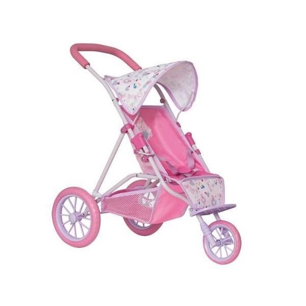 Купить Zapf Creation Baby Born 1423565 Бэби Борн Коляска трехколесная с козырьком, 2018, Аксессуары для куклы Zapf Creation