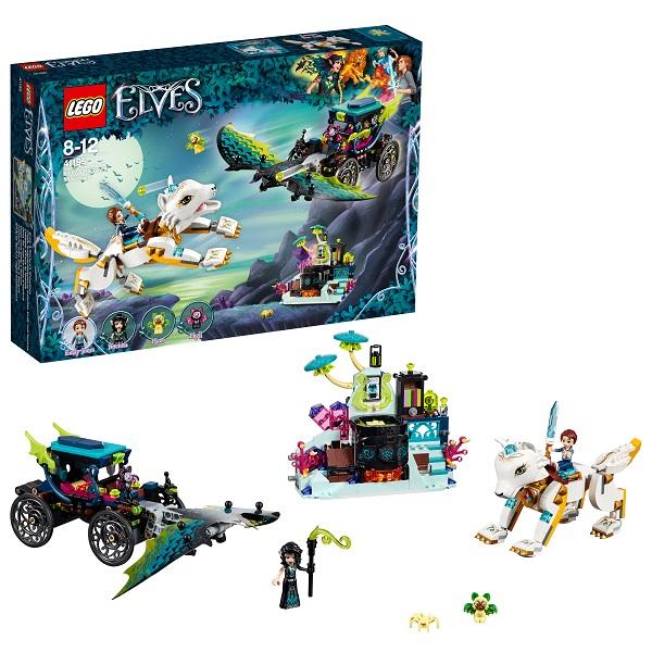 Lego Elves 41195 Конструктор Лего Эльфы Решающий бой между Эмили и Ноктурой, арт:154193 - Эльфы, Конструкторы LEGO