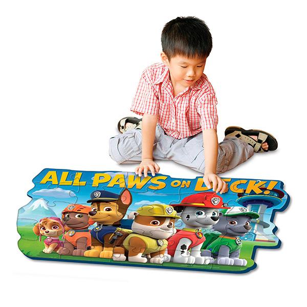 Коврик Paw Patrol - Игры для детей, артикул:140082
