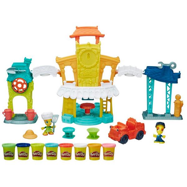 Набор для творчества Hasbro Play-Doh - Пластилин, артикул:142879