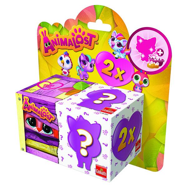 Купить AnimaLost 36007.012 Фигурки животных 5 см в комплекте с аксессуарами, 2 шт.в наборе (в ассортименте), Игровые наборы и фигурки для детей AnimaLost
