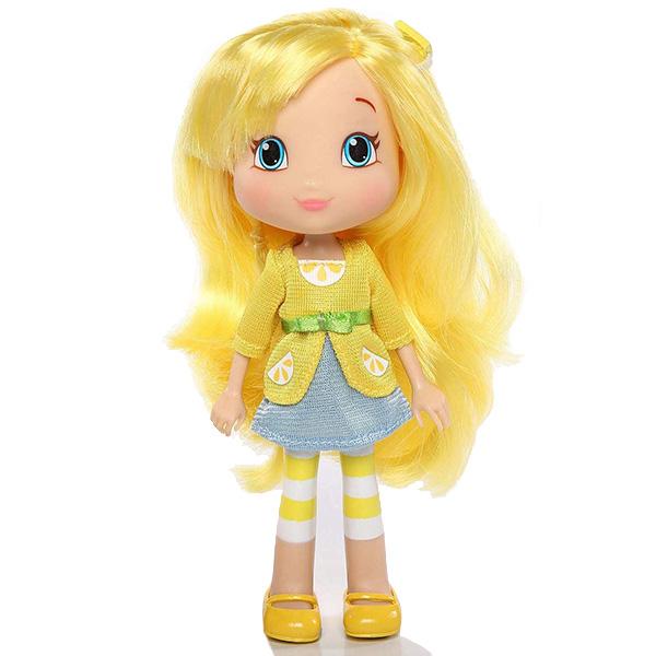Strawberry Shortcake 12237 Шарлотта Земляничка Кукла Лимона 15 см, Кукла Strawberry Shortcake  - купить со скидкой