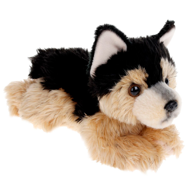 Aurora 22-106 Аврора Немецкая Овчарка щенок 22 см - Мягкие игрушки