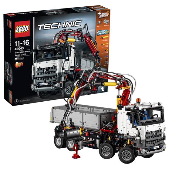 Конструктор LEGO - Техник, артикул:104151