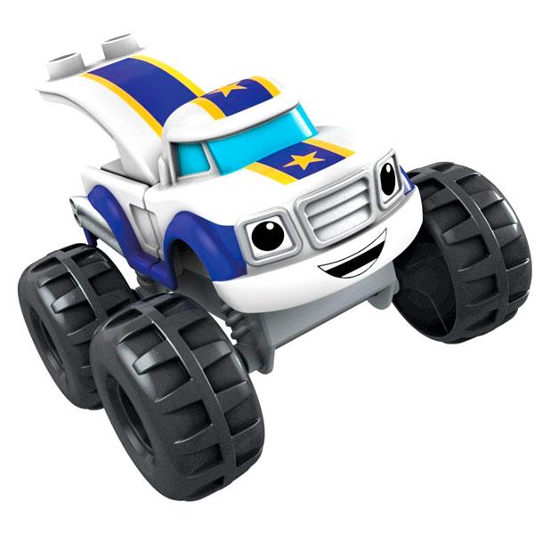 Машинка Mattel Mega Bloks - Любимые герои, артикул:151749