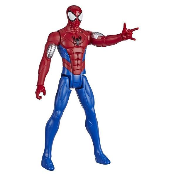 Игровые наборы и фигурки для детей Hasbro Spider-Man E8522 Игровая фигурка Человека-Паука 30 см Вооружение фото