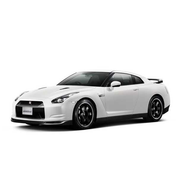 Купить Welly 43632 Велли Модель машины 1:34-39 Nissan GTR, Машинка инерционная Welly
