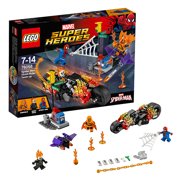 Конструктор LEGO - Супер Герои, артикул:139906