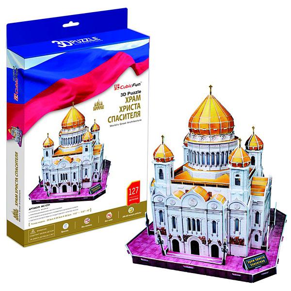 3D пазлы Cubic Fun - 3D пазлы, артикул:38494