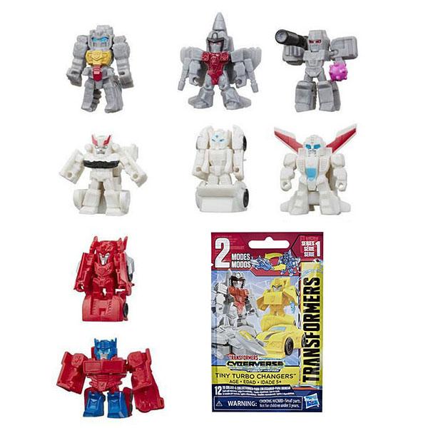 Купить Hasbro Transformers E4485 ТРАНСФОРМЕРЫ Фигурка ТУРБО МИНИ-ТИТАНЫ, Игрушечные роботы и трансформеры Hasbro Transformers