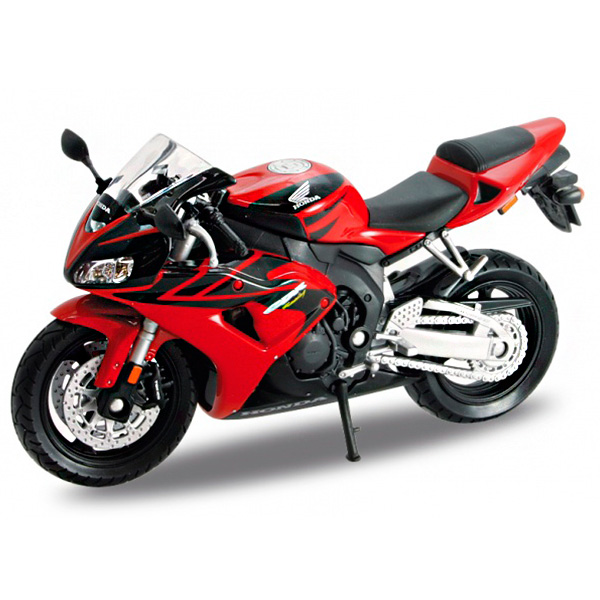 Welly 12819P Велли Модель мотоцикла 1:18 HONDA CBR1000RR