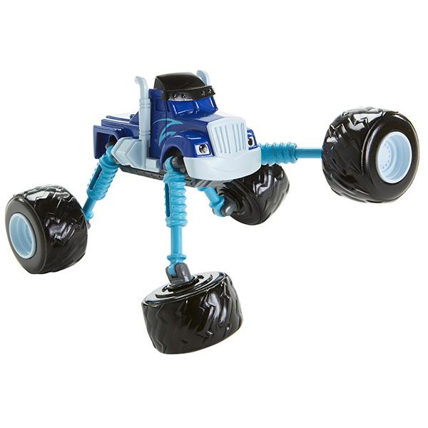 Mattel Blaze DGK61 Вспыш и его друзья, Крушила, арт:144348 - Машинки из мультфильмов, Транспорт