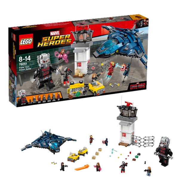 Конструктор LEGO - Супер Герои, артикул:127073