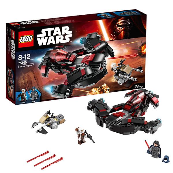 Купить Lego Star Wars 75145 Лего Звездные Войны Истребитель Затмения, Конструктор LEGO
