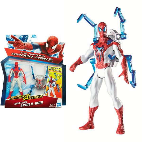 Hasbro Spider-Man A5700 Фигурки Человека-Паука 9,5 см (в ассортименте), арт:133014 - Супергерои, Игровые наборы