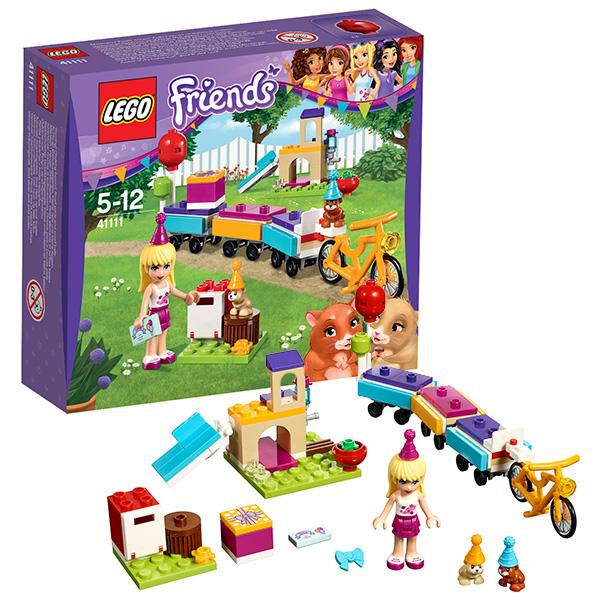 Lego Friends 41111 Лего Подружки День рождения: велосипед