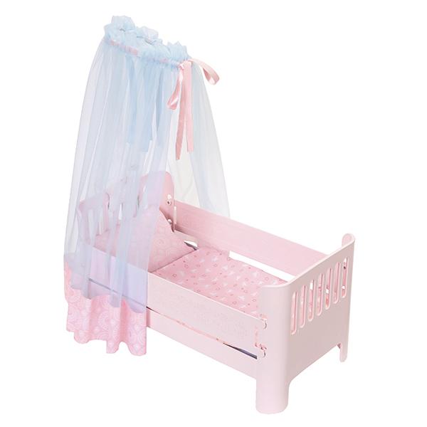 Купить Zapf Creation Baby Annabell 700-068 Бэби Аннабель Кроватка Спокойной ночи , Аксессуары для куклы Zapf Creation
