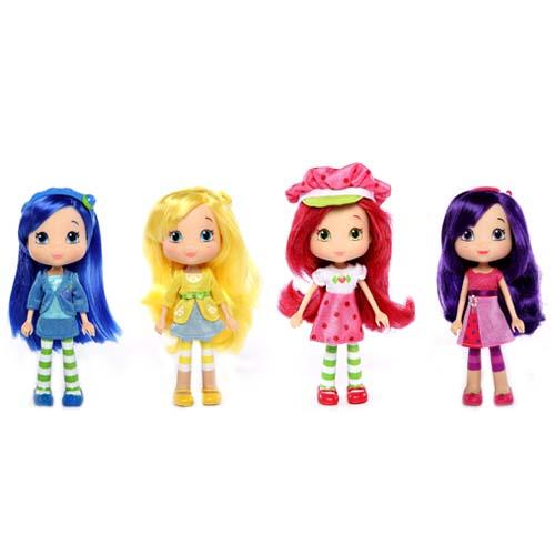 Кукла Strawberry Shortcake от Toy.ru