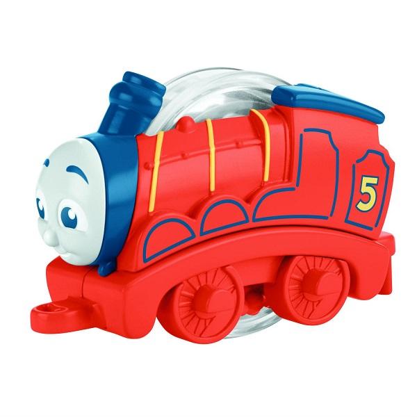 Купить Mattel Thomas & Friends DTN26 Томас и друзья Паровозики с крутящимися шариками, Наборы игрушечных железных дорог, локомотивы, вагоны Mattel Thomas & Friends