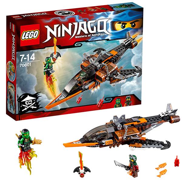 Конструктор LEGO - Ниндзяго, артикул:127058