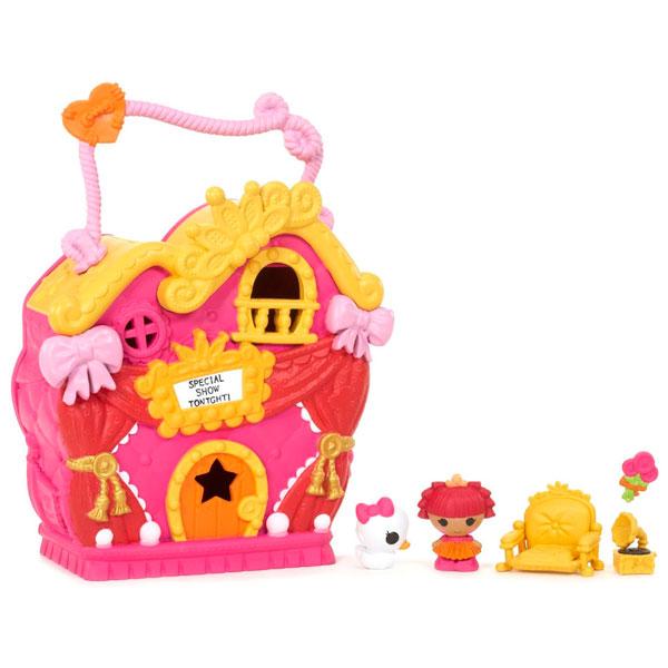Кукольный домик Lalaloopsy