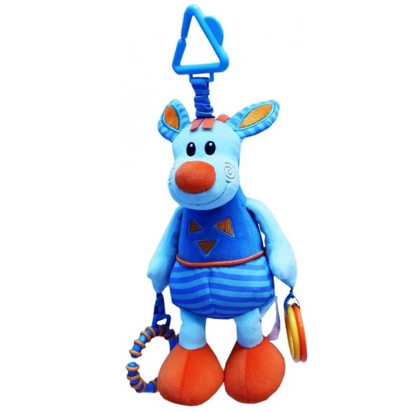 Купить ROXY-KIDS RBT9908 Игрушка развивающая Ослик Бурро со звуком, Развивающие игрушки для малышей ROXY-KIDS