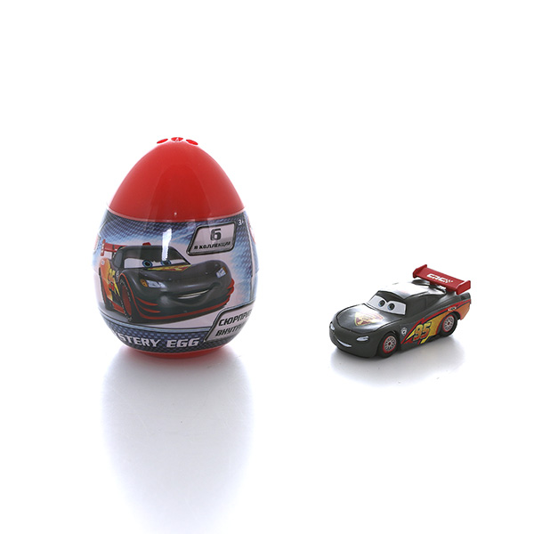 Купить Mystery Egg 280292-PC Яйцо с фигуркой Тачки (в ассортименте), Фигурка Mystery Egg
