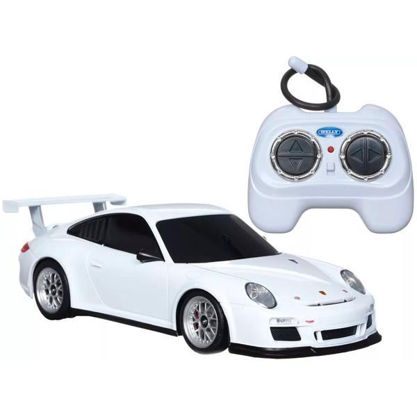 Радиоуправляемая машинка Welly 84008 Велли р/у Модель машины 1:24 Porsche 911 GT3 Cup фото