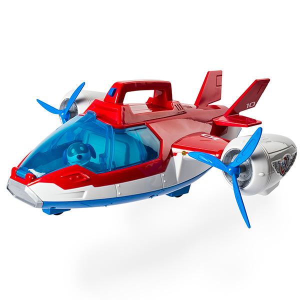 Купить Paw Patrol 16662 Щенячий патруль Самолет спасателей, Игровой набор Paw Patrol