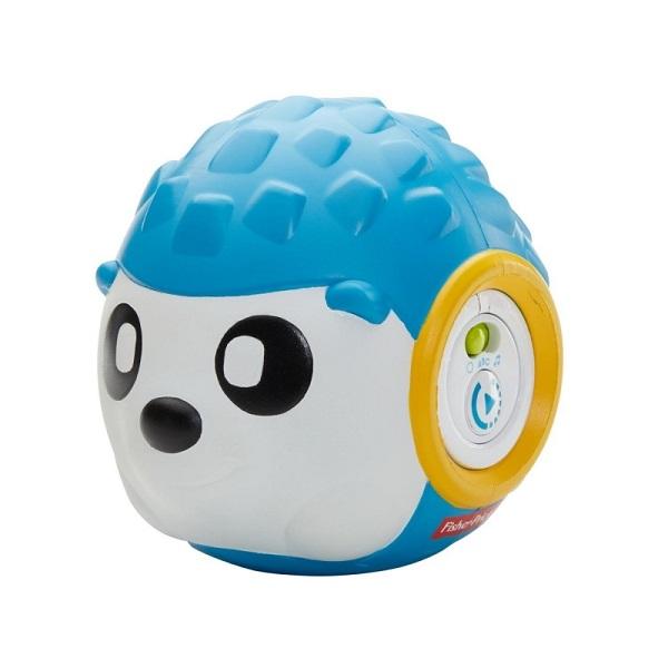"""Развивающие игрушки для малышей Mattel Fisher-Price Mattel Fisher-Price FLP98 Фишер Прайс Ежик """"Подбрось и поймай"""" по цене 1 439"""