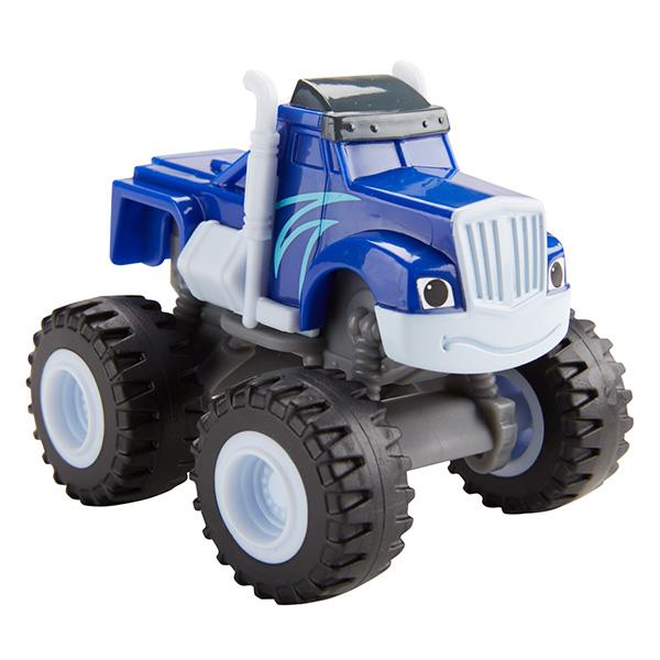 Mattel Blaze DKV84 Вспыш и его друзья, Крушила, арт:144370 - Машинки из мультфильмов, Транспорт