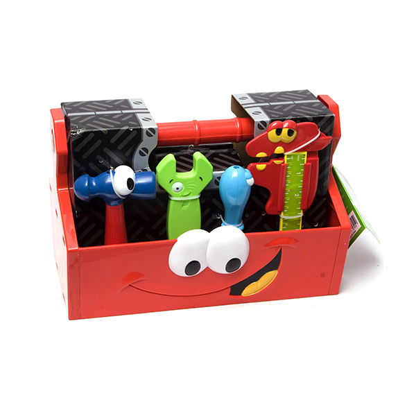 Купить Boley 31701 Игровой набор инструментов из 14 шт в коробке, Игровой набор Boley