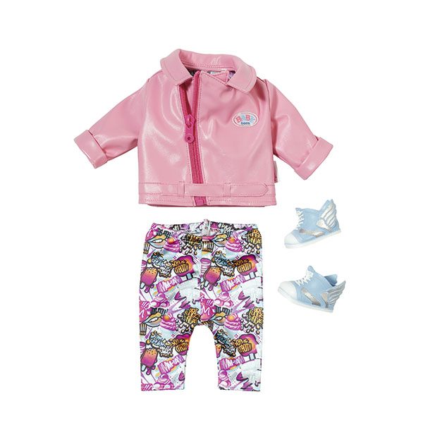 Zapf Creation Baby born 825-259 Бэби Борн Одежда для скутериста, арт:153054 - Одежда и аксессуары для кукол, Куклы и аксессуары