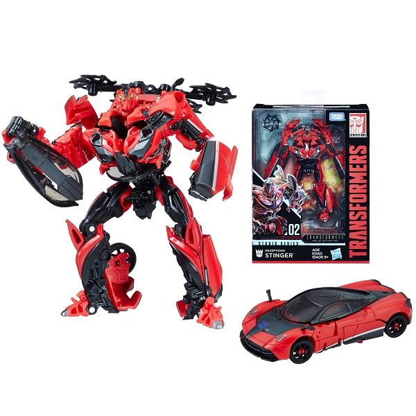 Купить Hasbro Transformers E0701/E0740 Трансформеры Стингер 20 см, Игровые наборы и фигурки для детей Hasbro Transformers