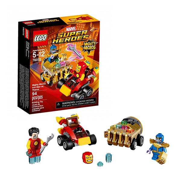 Конструктор LEGO - Супер Герои, артикул:145782