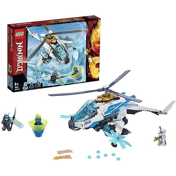 Конструкторы LEGO — LEGO Ninjago 70673 Конструктор ЛЕГО Ниндзяго Шурилёт