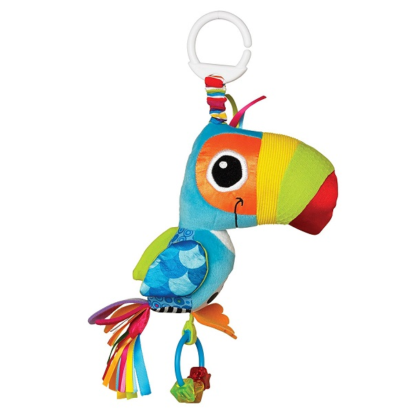 Купить TOMY Lamaze T27564 Игрушка Веселый тукан , Развивающие игрушки для малышей TOMY Lamaze
